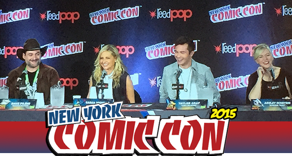 NYCC 2015: Star Wars Rebels panel