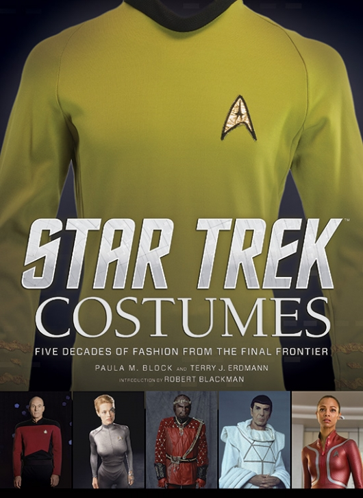 Star Trek: Costumes book cover