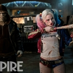 Suicide Squad Killer Croc and Harley Quinn