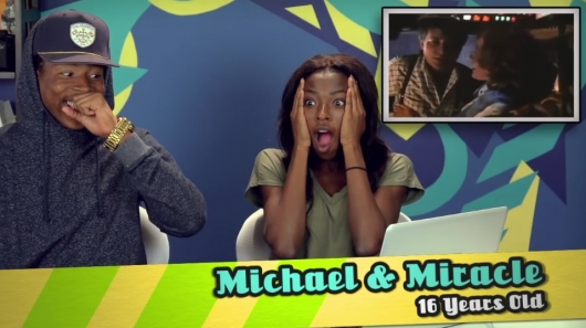 Teens React to Back to the Future II