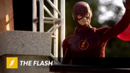 The Flash 201-01