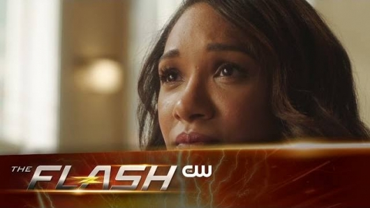 The Flash 204 Header