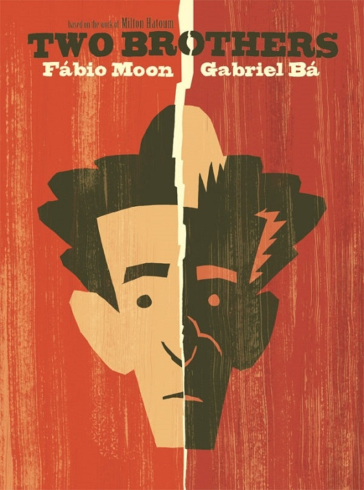 Two Brothers by Garbiel Ba