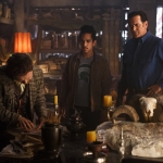 Bruce Campbell, Ray Santiago - Ash vs Evil Dead, Season 1, Episode 3