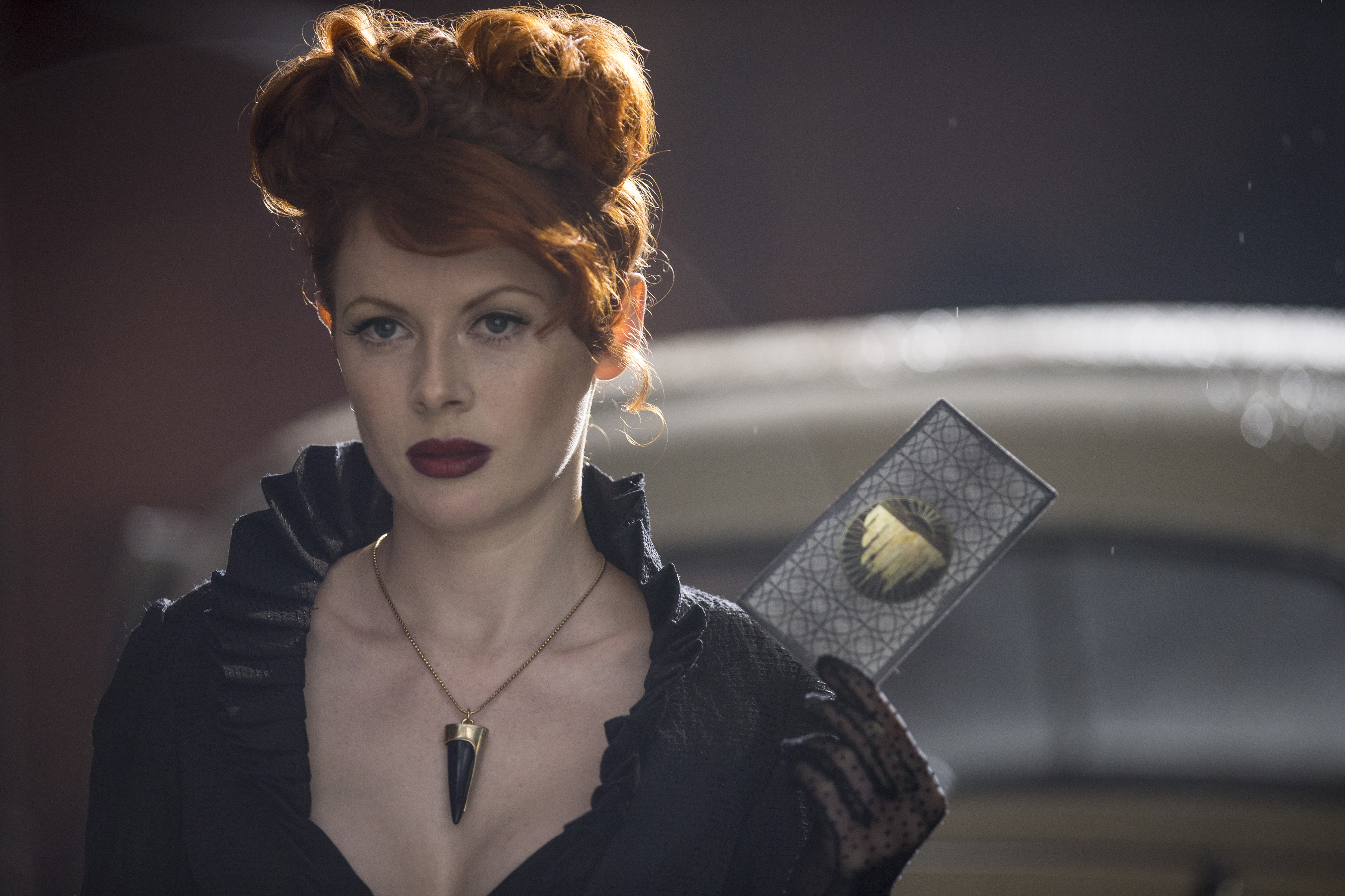 Emily Beecham As The Widow Into The Badlands Season 1