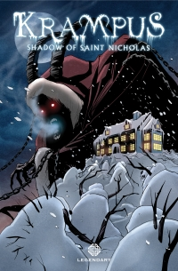 Krampus: Shadow of Saint Nicholas cover