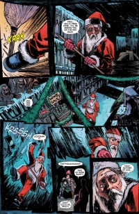 Krampus: Shadow of Saint Nicholas preview page 1