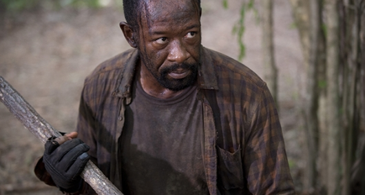 The Walking Dead Lennie James as Morgan Jones