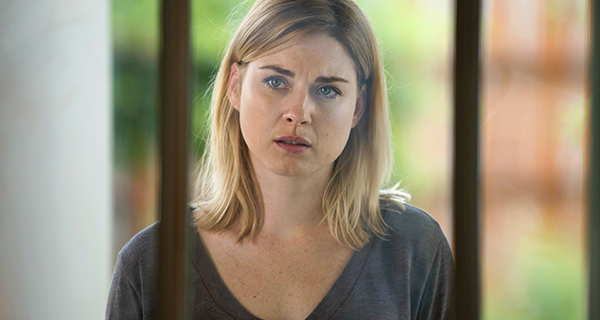 Alexandra Breckenridge as Jessie Anderson - The Walking Dead