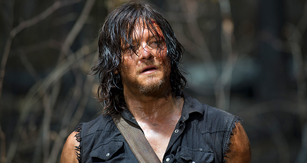 Norman Reedus as Daryl Dixon - The Walking Dead