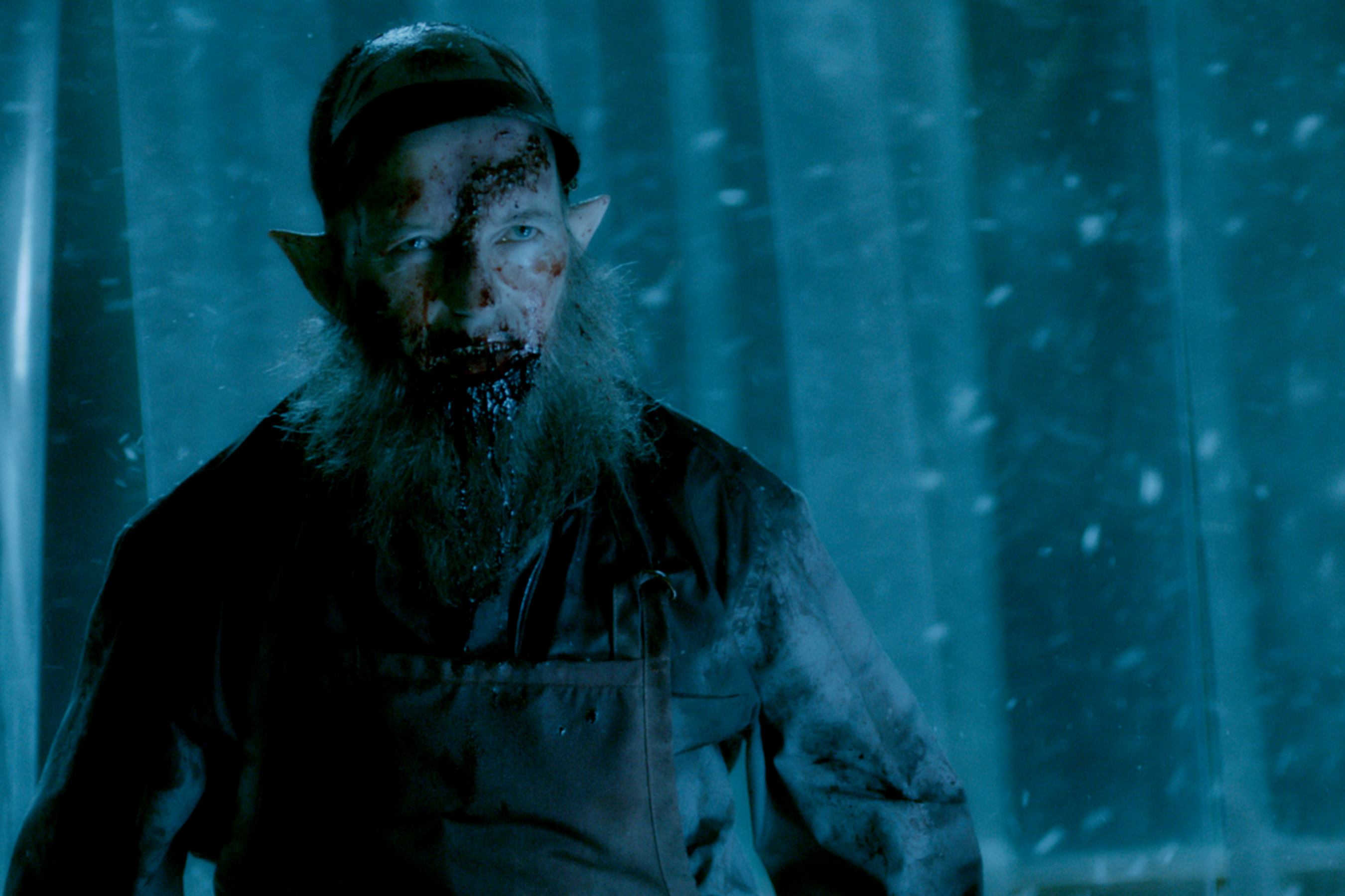 Christmas Horror Story Krampus.Blu Ray Review A Christmas Horror Story