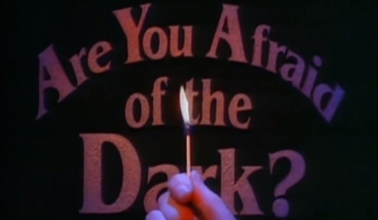 Nickelodeon's Are You Afraid of the Dark