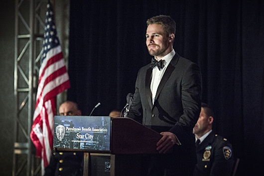 Arrow 407 Header