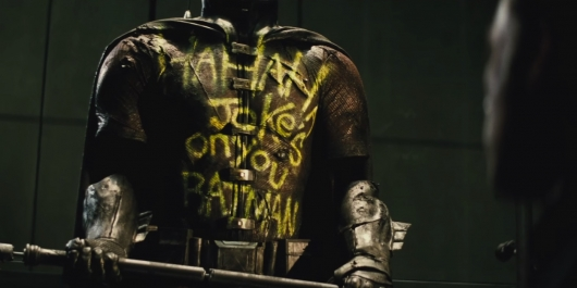 Batman v Superman robin