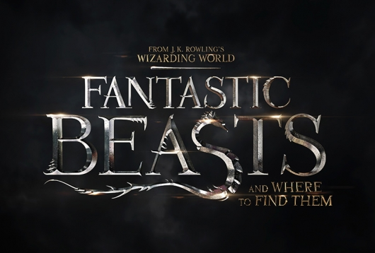 Fantastic Beasts and Where to Find Them title card