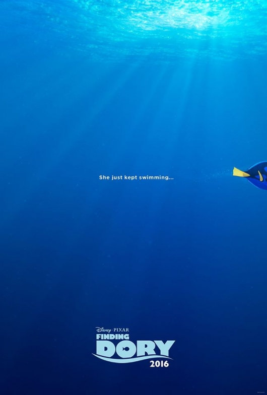 Pixar's Finding Dory Poster