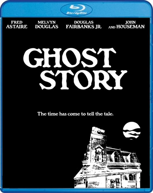 Ghost Story Blu-Ray Cover Art
