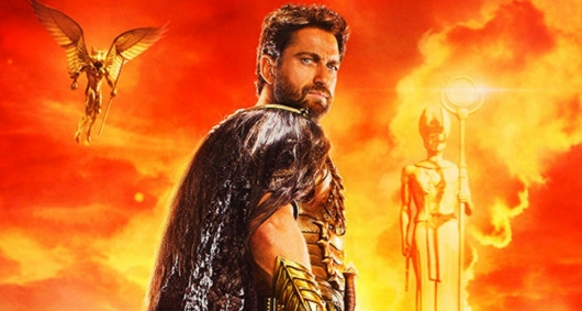 Gods of Egypt header