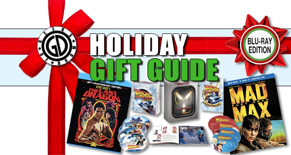 Holiday Blu-ray Gift Guide 2015
