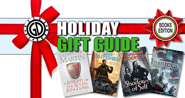 Holiday Book Gift Guide 2015