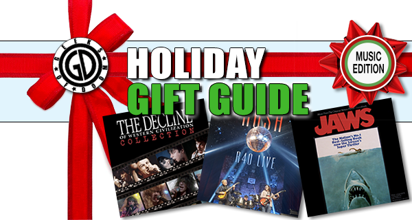 Holiday Music Gift Guide 2015