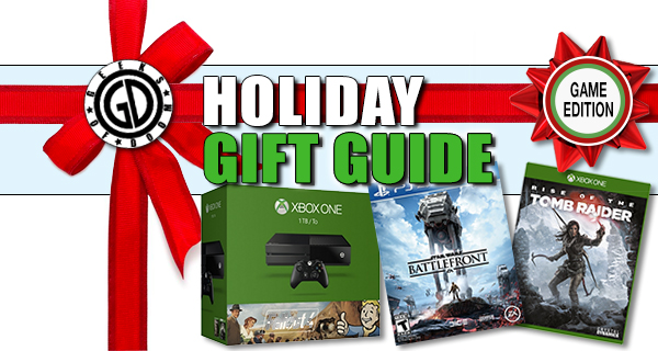 Holiday Game Gift Guide 2015