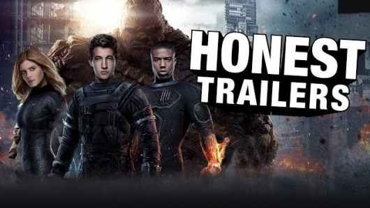 Honest Trailer fantastic four