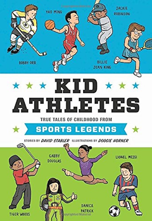 Kid Athletes Cover