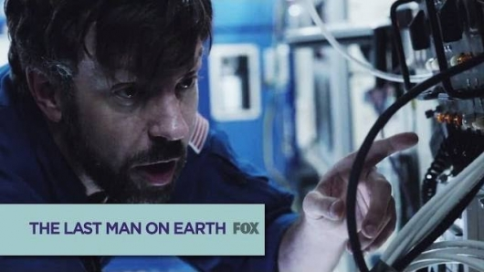 Last Man On Earth Header