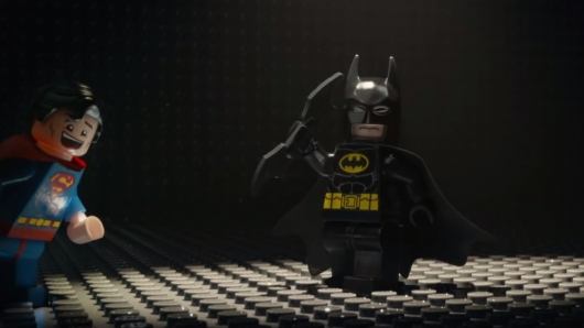 LEGO Batman (with Superman cameo)