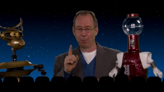 Mystery Science Theater 3000 Kickstarter