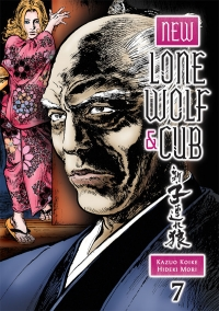 New Lone Wolf And Cub, Volume 7