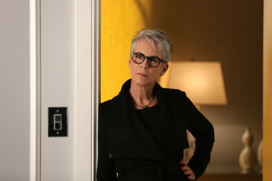 Jamie Lee Curtis Joins Knives Out