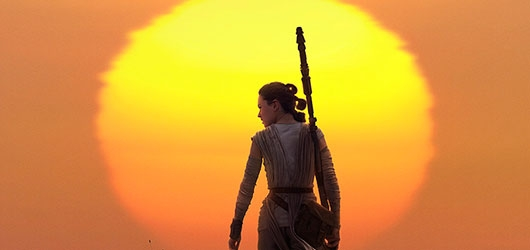 Star Wars The Force Awakens IMAX header
