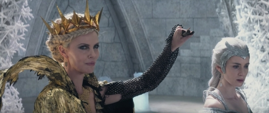 The Huntsman Winters War trailer header