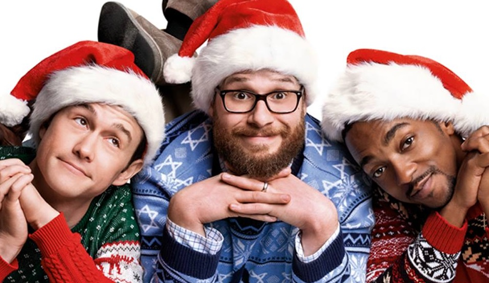 New NSFW Trailer For Christmas Comedy 'The Night Before'