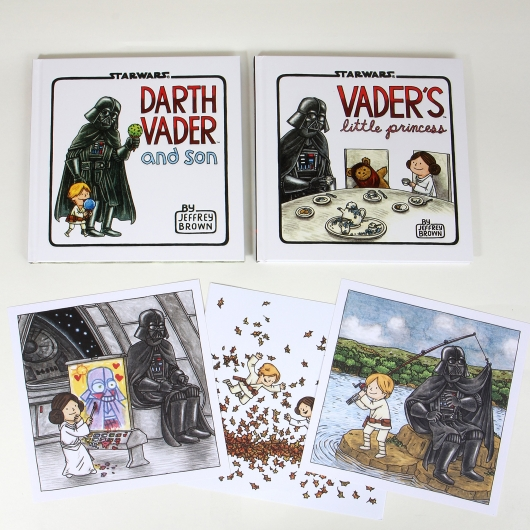 Star Wars - Darth Vader Box Set Jeffrey Brown