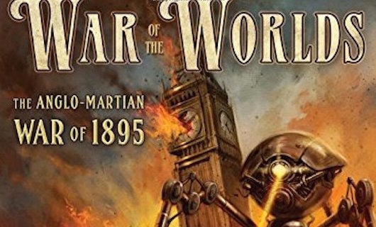 War Of The Worlds Header