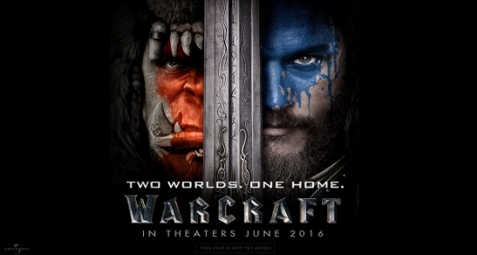 Warcraft movie banner