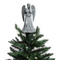 Weeping Angel Tree Topper Think Geek