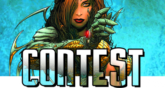 Witchblade contest