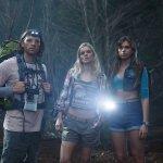Ash vs Evil Dead: Ido Drent, Samara Weaving, Indiana Evans