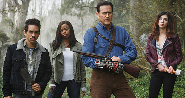 Ash vs Evil Dead S01E07 review