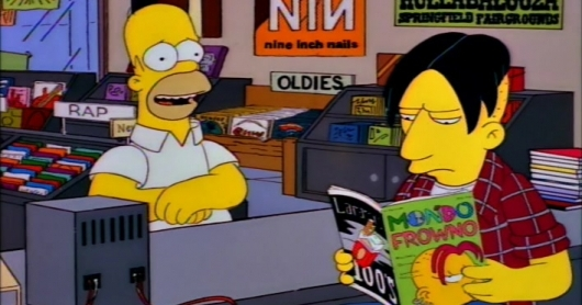The Simpsons - Albums of 2015