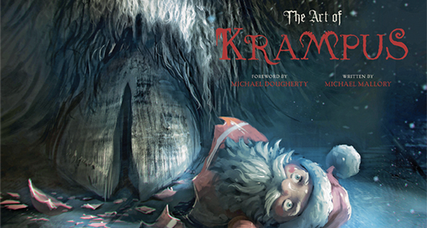 book review the art of krampus