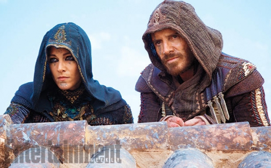 Assassin's Creed starring Michael Fassbender