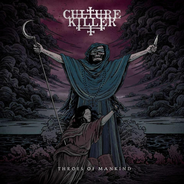 Culture Killer Throes of Mankind Album Cover