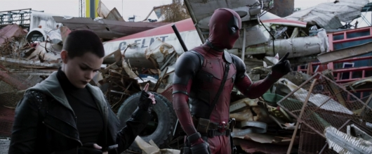 Deadpool trailer header