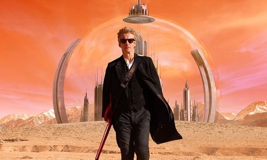 Doctor Who 9.12 Hell Bent BBC America