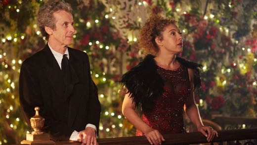 Doctor Who Christmas 2015 BBC America